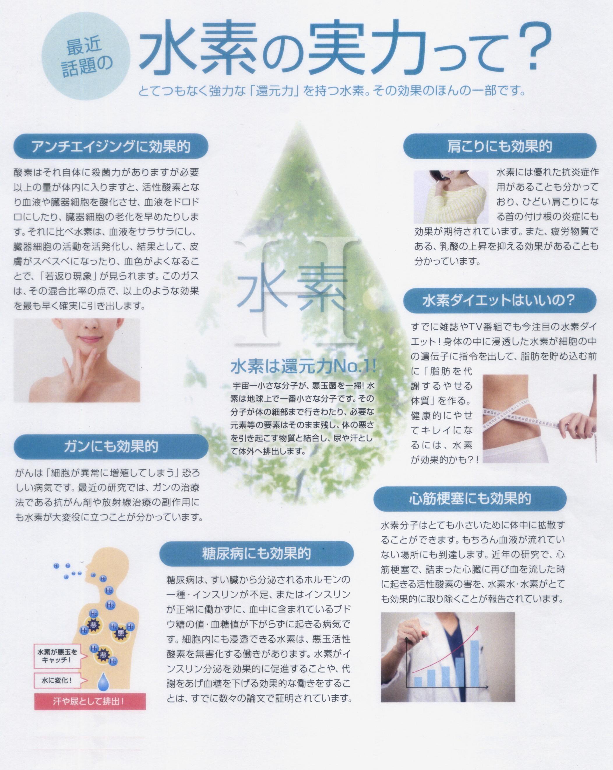 水素 ガス 効果 水素ガスの免疫学的効果 - yorozu-cl.com